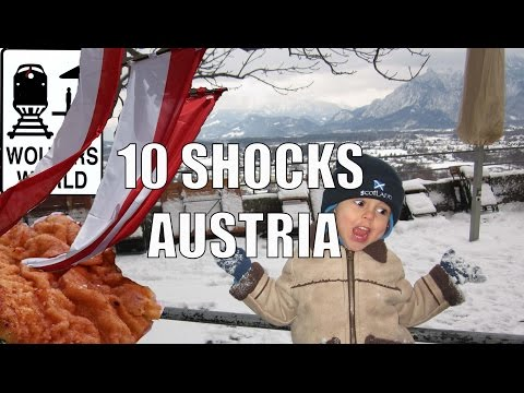 Visit Austria - 10 Things That Will SHOCK You About Austria