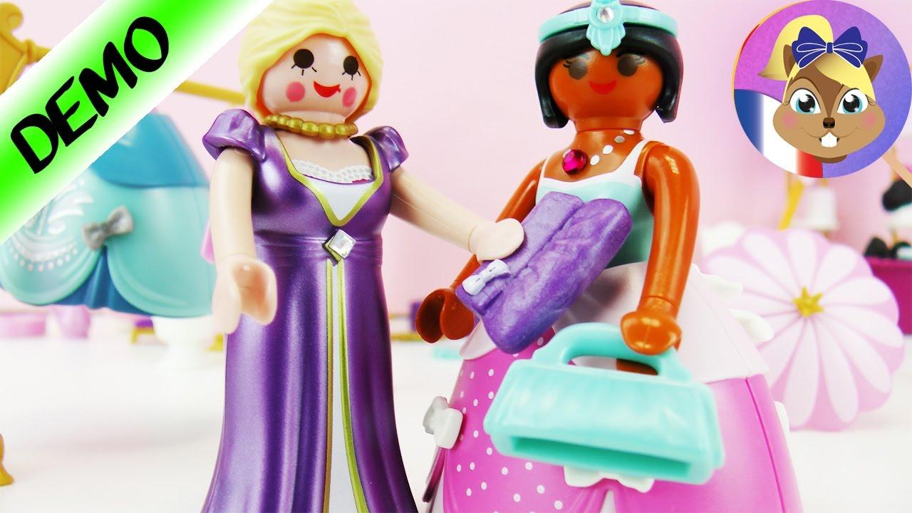 D fil de mode dans le dressing salon de beaut playmobil for Playmobil salon de coiffure