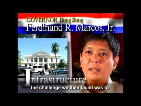 Bongbong Marcos - Campaign 2004 (Ilocano)