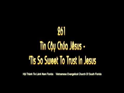 261 tin cay chua jesus