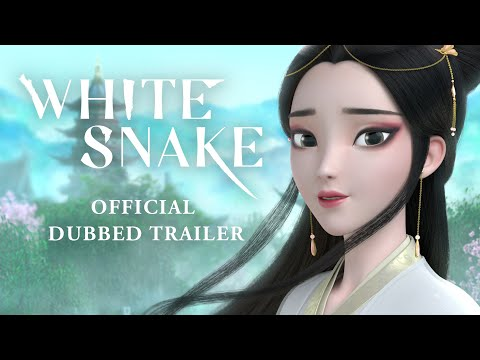 White Snake [Official Dub Trailer] - Opens Nov. 15