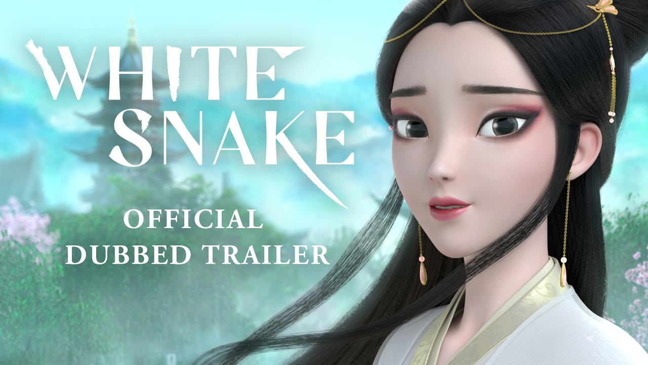 By Blending Traditional Art Styles With Modern Animation The Chinese Folktale Legend Of The White Snake Takes On A New Life In The Gkids Release White Snake Elements Of Madness