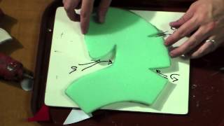 How to Build a Round Puppet Head