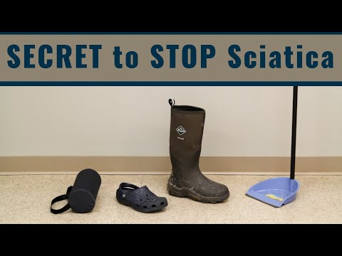 The ONE Critical Secret to Stopping Sciatica