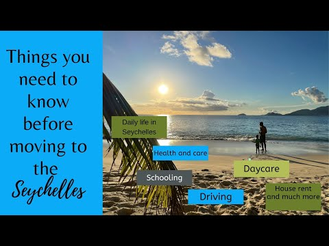 Things you need to know before moving to the Seychelles #pro