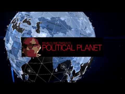 POLITICAL PLANET EPISODE1 ケビンクローンによるポリティカルトークSHOW