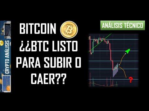 Análisis Bitcoin/Btc - ¿¿BTC LISTO PARA SUBIR O CAER??