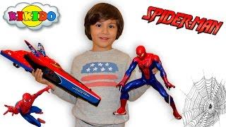 Катер Человека Паука. Как папа с Камилем чуть не потеряли катер. Speed Spider. Spider-man. Кикидо