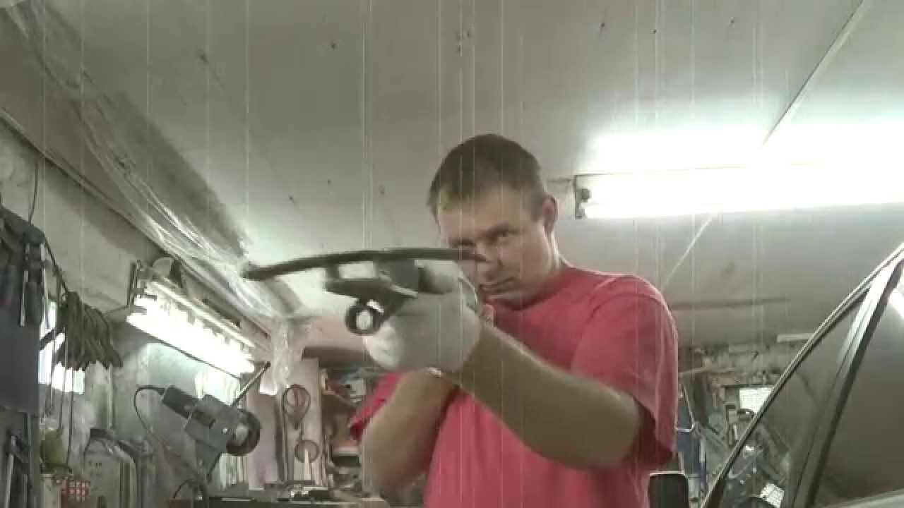 Приспособление для вытягивания кузова своими руками