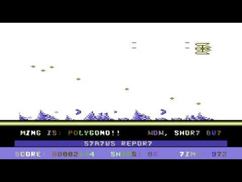 C64 Shortplay: Hover