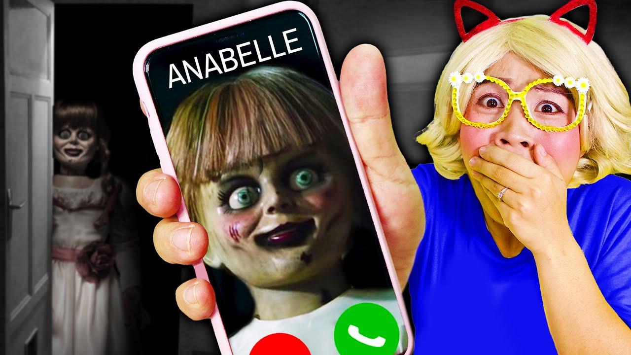 ห้ามโทรหาแอนนาเบลตอนตี 3 l ชิคกี้พาย