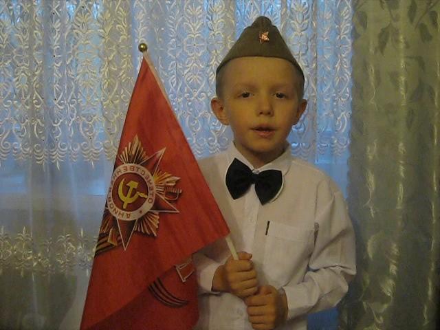 Изображение предпросмотра прочтения – БогданБаев читает произведение «Спасибо Героям» О.В.Масловой