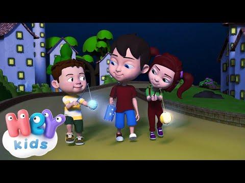 Laterne Laterne, Sonne, Mond und Sterne - Kinderlieder TV.de