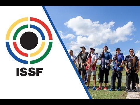 Trap Men Final - 2016 ISSF Shotgun World Cup Final in Rome (ITA)