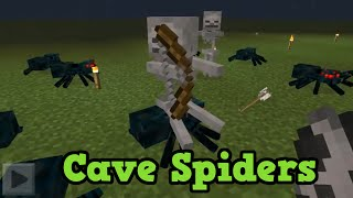 Minecraft Xbox 360 / PE 5 Fun Facts About Cave Spiders