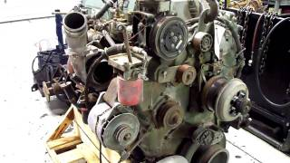 Used Detroit Diesel Series 60 DDEC 3 12.7L
