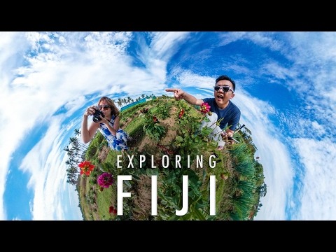 SUPERTRAVELME - Exploring Fiji Islands