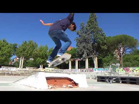 Welcome to the Cosmo Team, Sergio Garcia (Longboard Dancing & Freestyle)