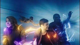 Barry ve Nora, Bu Kez Hız Gücü Enjektörü İçin 2016dalar  - The Flash 5.Sezon 8.Bölüm