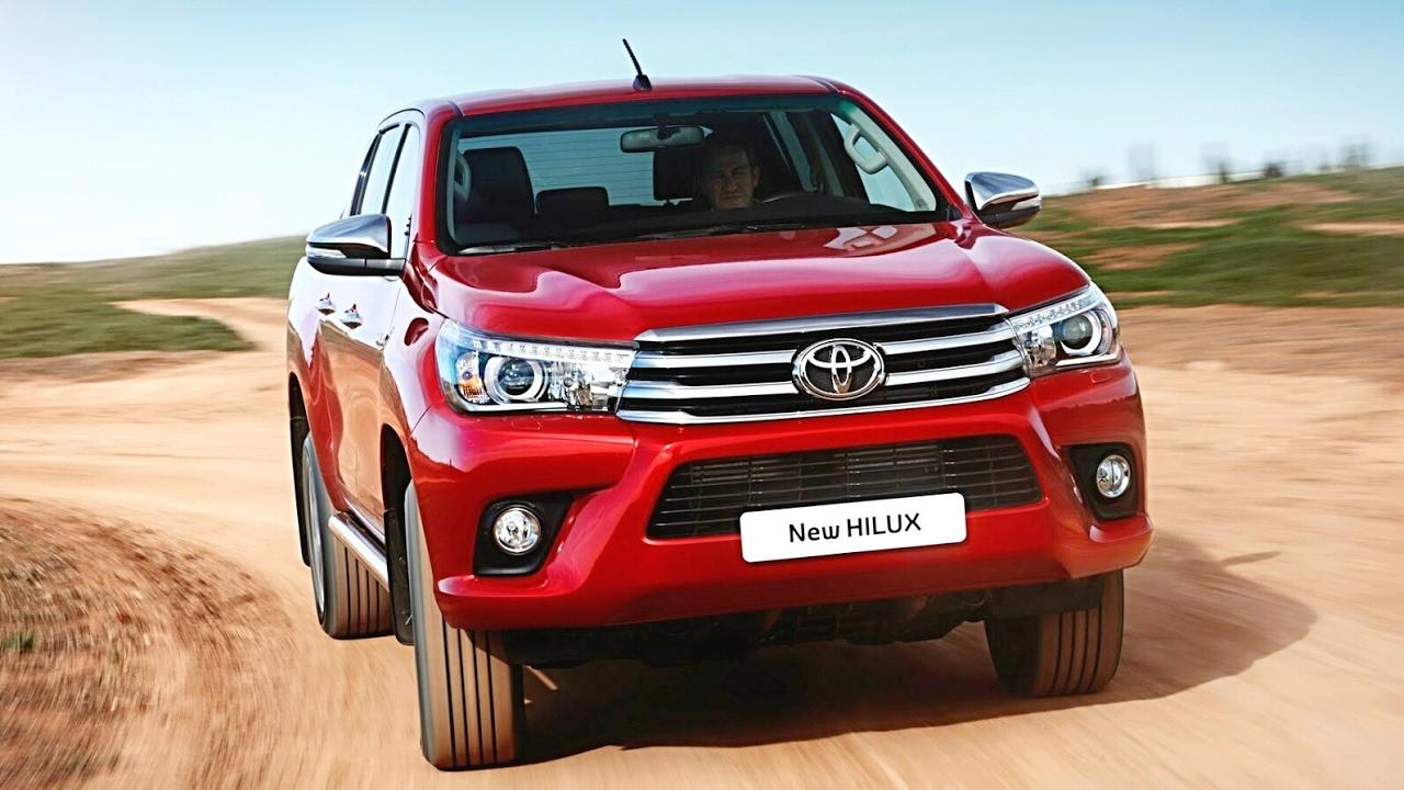 Toyota Revo 2017 / ALL-NEW Revo 2017