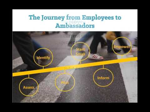 How to Turn Your Employees into Ambassadors for Your Brand | Sandra Coyle