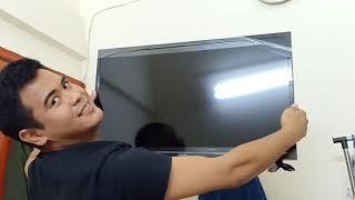 """Unboxing Sharp LC-32LE185 AQUOS 32"""" LED TV NAPAKALINAW!"""