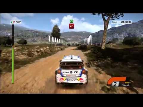 WRC: FIA World Rally Championship 4, Xbox 360 DEMO