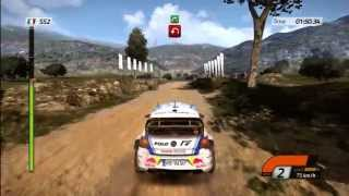 WRC: FIA World Rally Championship 4, Xbox 360 DEMO