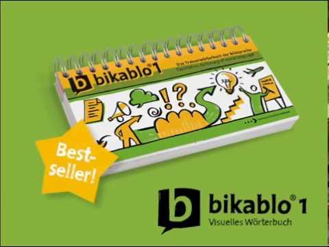Visuelles Wörterbuch bikablo 1