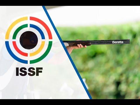 Trap Men Final - 2016 ISSF Shotgun World Cup in San Marino (SMR)