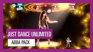PACK 7 ABBA SONGS (ft. Gimme! Gimme! Gimme! A Man After Midnight) / JUST DANCE UNLIMITED