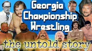 GCW - Georgia Championship Wrestling | The Untold Story | Wrestling Territories Documentary 17/50