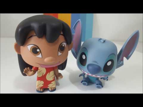 2 Pack Lilo /& Stitch Lilo /& Stitch Vynl