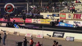 2017 NHRA Toyota Nationals @ LVMS (Part 26 - Top Alcohol Dragster Round 1 Eliminations)