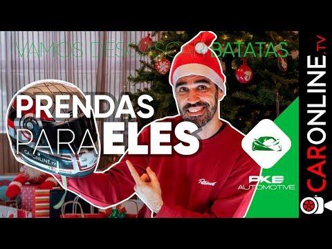 IDEIAS PRENDAS para ELES - ESPECIAL NATAL | Vamos Descascar Batatas by PKE Automotive