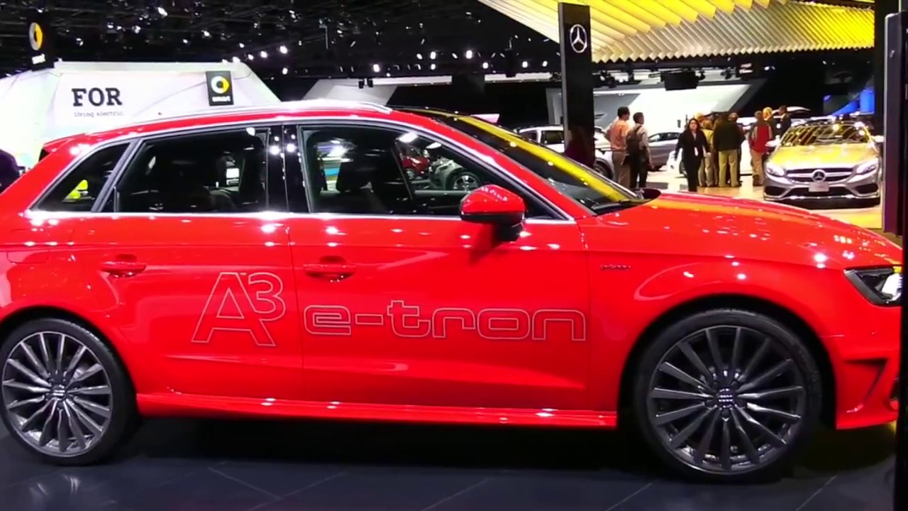 2018 audi a3 sportback e tron design limited special first impression lookaround review youtube. Black Bedroom Furniture Sets. Home Design Ideas