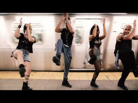 Tararam Group - Body Percussion NYC clip full version