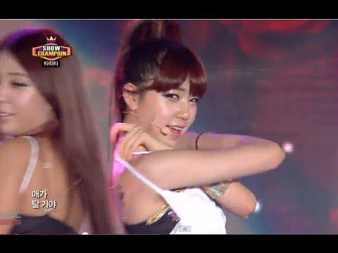 TAHITI - Love Sick, 타히티 - 러브 시크, Show Champion 20130814