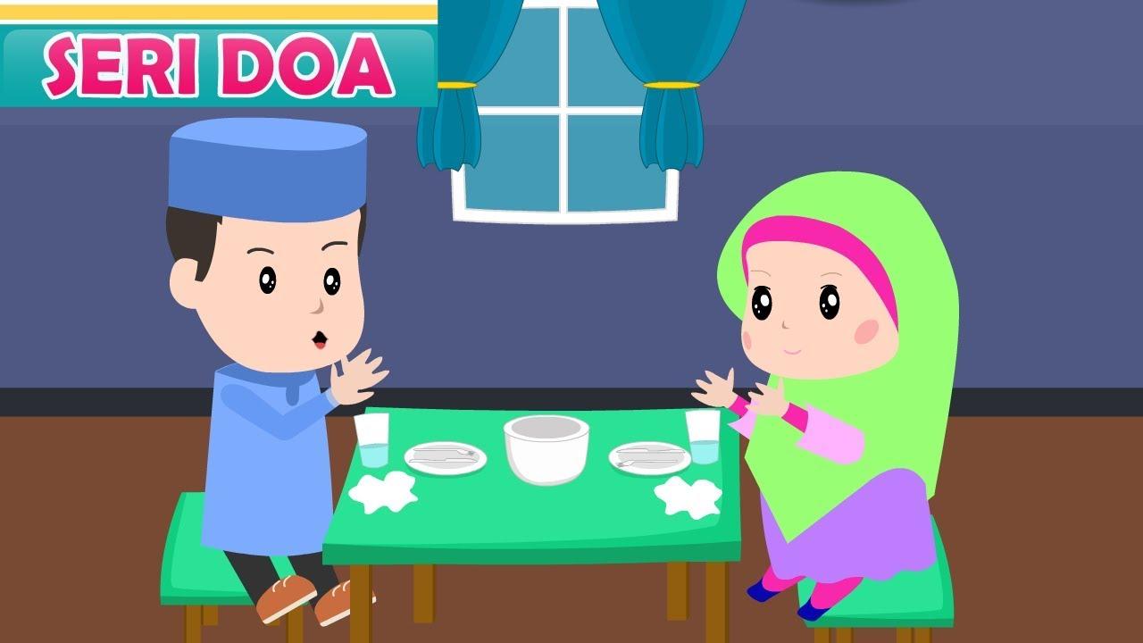 Doa Sesudah Makan Bersama Jamal Laeli 1