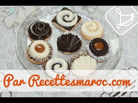 Sablés Prestige Variés , Chocolate Sablé Cookies , صابلي بريستيج