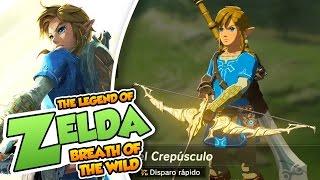 ¡FLECHAS INFINITAS! El Arco del Crepúsculo - #45 - TLO Zelda: Breath of the Wild en Español (Switch)