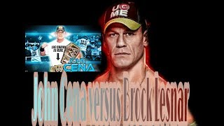FULL MATCH The Rock vs John Cena Once in a Lifetime Match