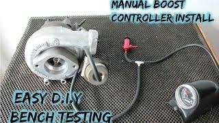 Ручний буст контролер установки (частина 2 внутрішніх приводу)