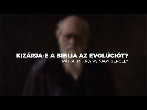 Összeegyeztethető-e A Biblia és Az Evolúció? | Pátkai Mihály Vs Nagy Gergely