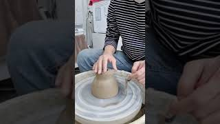 [물레] 도자기 만들기 요거트볼 만들기 (Making …
