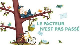 Jacques Haurogné - Le facteur n'est pas passé - comptine pour enfants