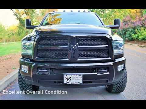 2014 Ram 3500 Laramie 6.7L Cummins TUNED & DELETED for sale in Milwaukie, OR