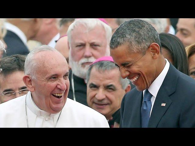Le pape aborde l'avortement dans sa première rencontre avec Obama
