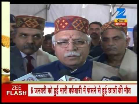 Will campaign in Punjab if party wants : Khattar