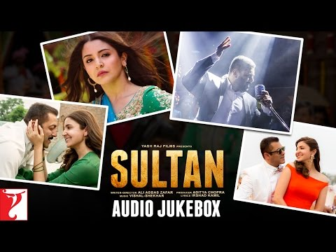 SULTAN Audio Jukebox | Full Songs | Salman...